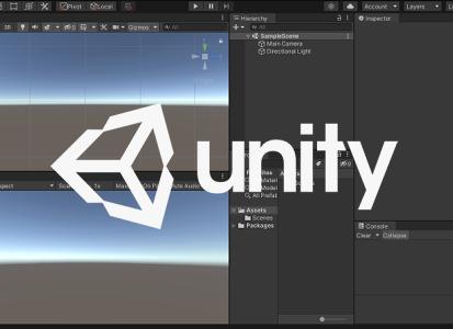 유니티 인터페이스 살펴보기 (유니티 게임 프로그래밍)