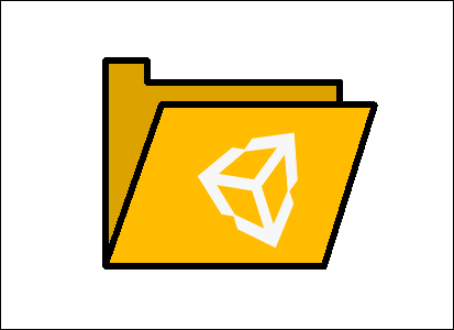 프로젝트 폴더 구조와 에셋 (유니티 게임 프로그래밍)